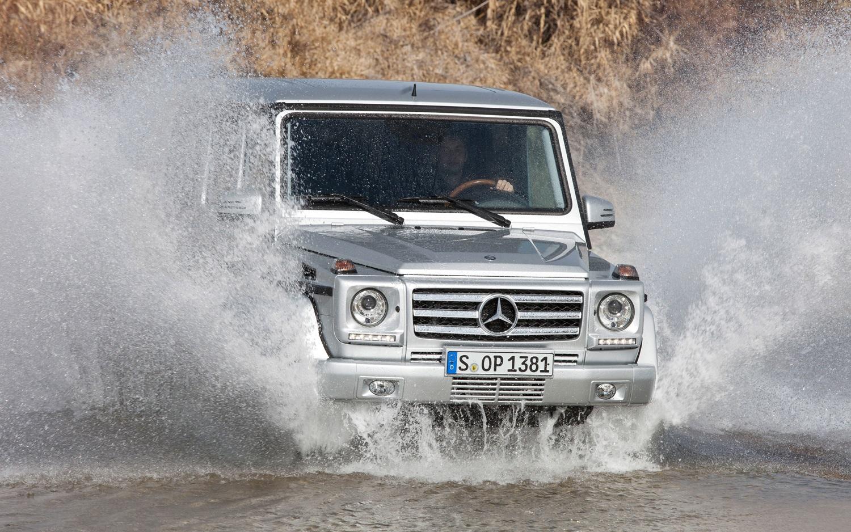 2013 Mercedes-Benz G-Class 2