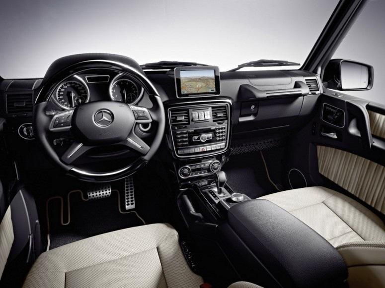 2013 Mercedes-Benz G-Class 5